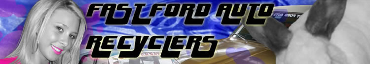 Fast Ford Auto Recyclers